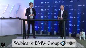 Image présentant le WEBIANIRE BMW GROUP